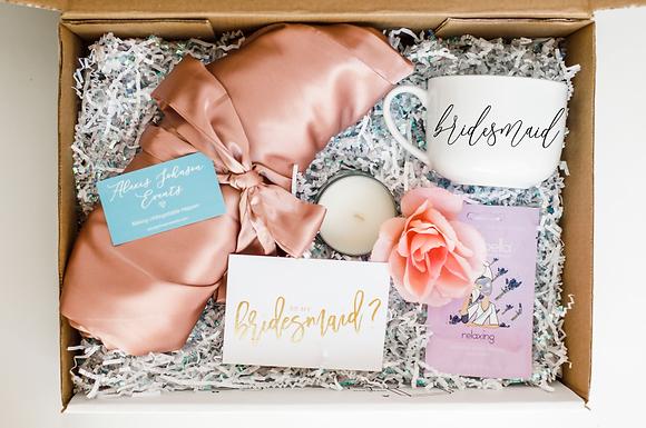 The Bridesmaid Proposal Box
