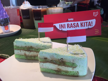 Klepon Series, Suguhan Citarasa Nusantara