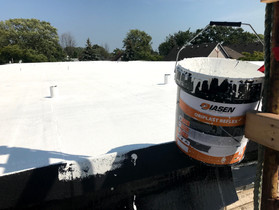 ORIPLAST REFLECX: The Benefits of White Roofing Membrane