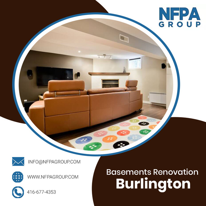 Some Extremely Essential Facts about Basements Renovation Burlington and Other Similar Services