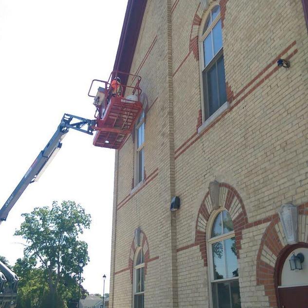 Building Restoration