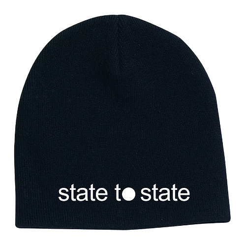 State to State Beanie
