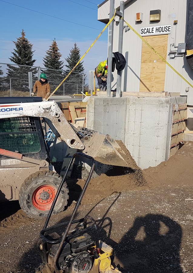 Hamilton Construction Company