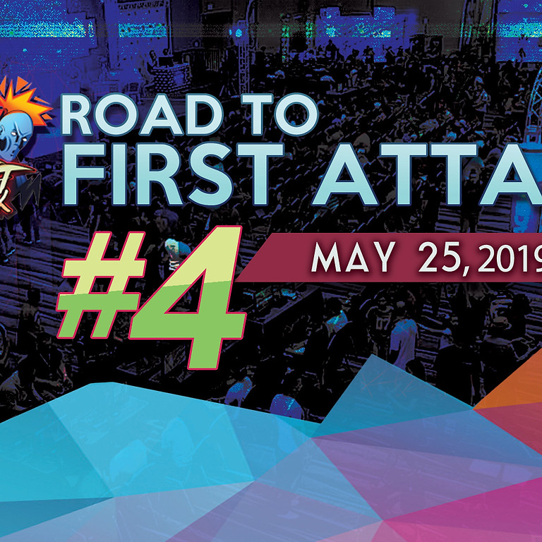 Road to First Attack Monthlies #4