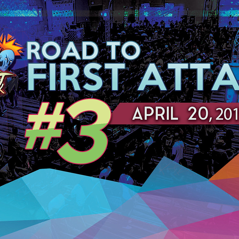 Road to First Attack Monthlies #3
