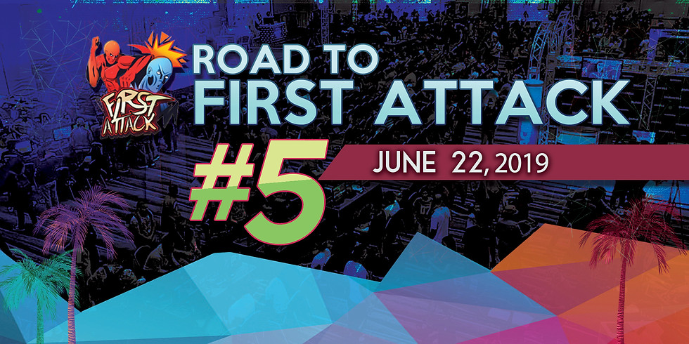 Road to First Attack Monthlies #5