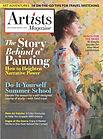 Artist's Magazine June 2020