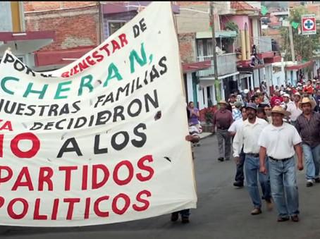 Cherán, el municipio que expulsó a los políticos y creó su propia forma de gobierno