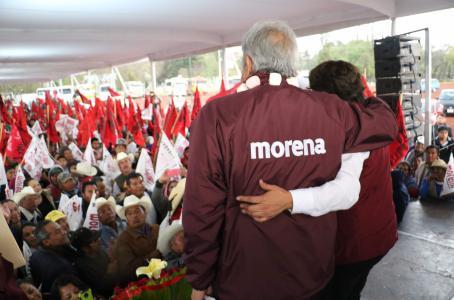 Encuesta revela que Morena aventaja en Estados; PRI se mantiene en último lugar