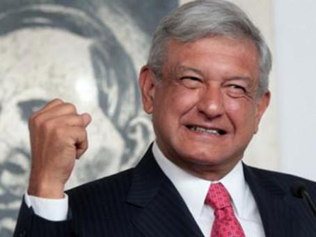 Encuesta del día: El Economista revela que AMLO se mantiene en primer lugar de preferencias electora