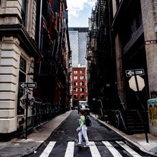 Tribeca-Chinatown (Cortlandt Alley at Walker St.)