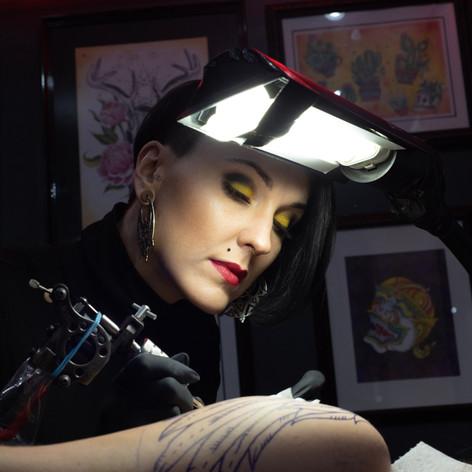 Visual Artist / Tattooist - Koral Ladna