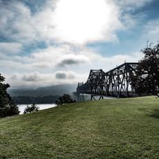 Bridge over Hudson