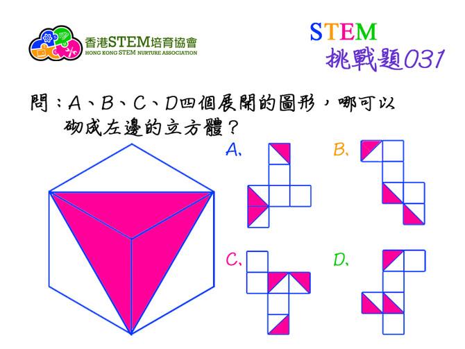 STEM挑戰題031