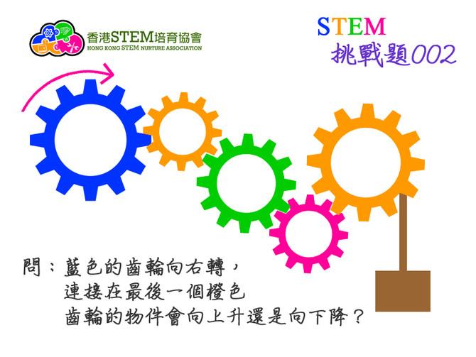 STEM挑戰題002