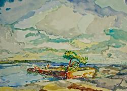 costa-rica-water-color-2012-30x35cm