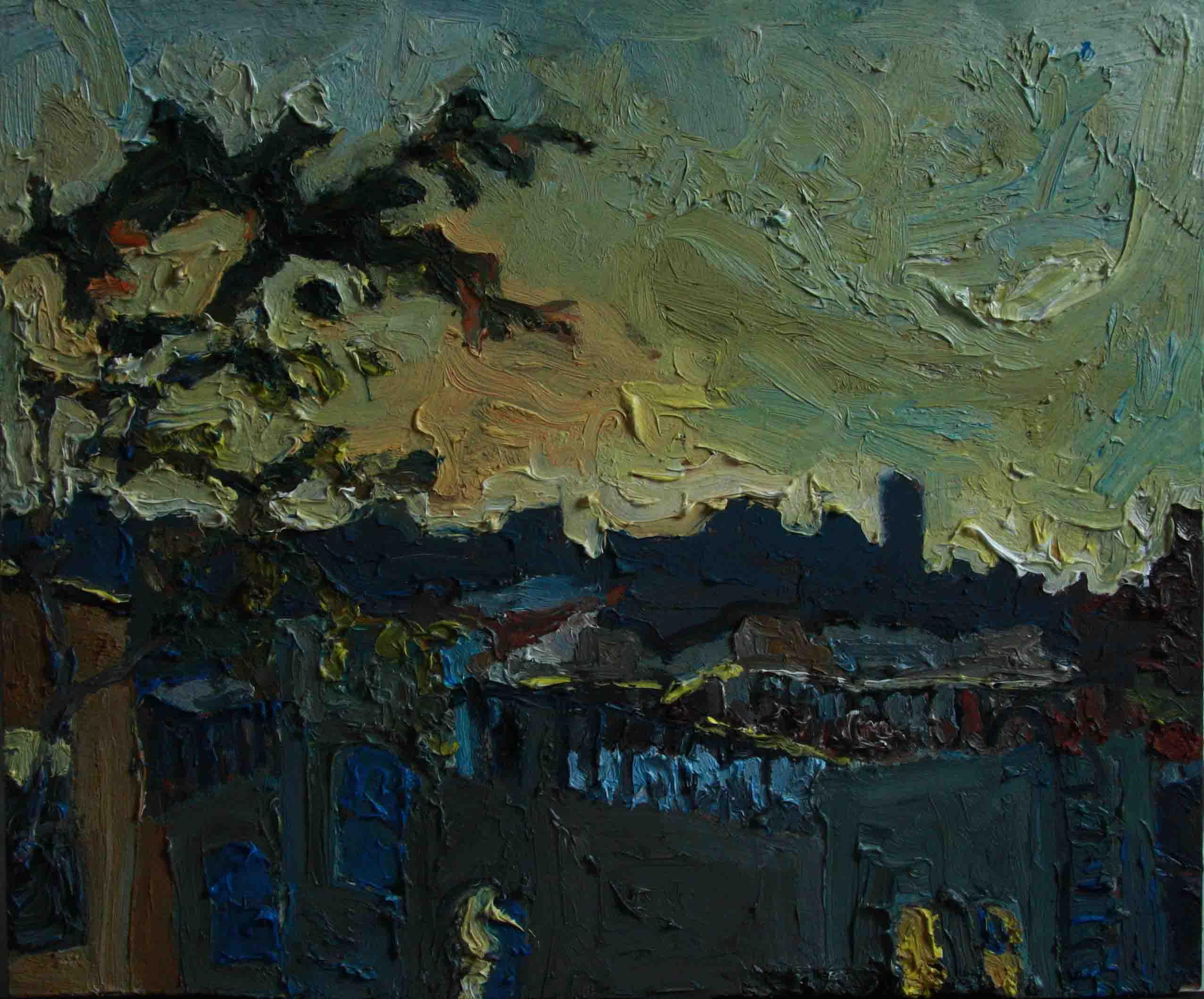ny-painting-30x40cm_14857413009_o