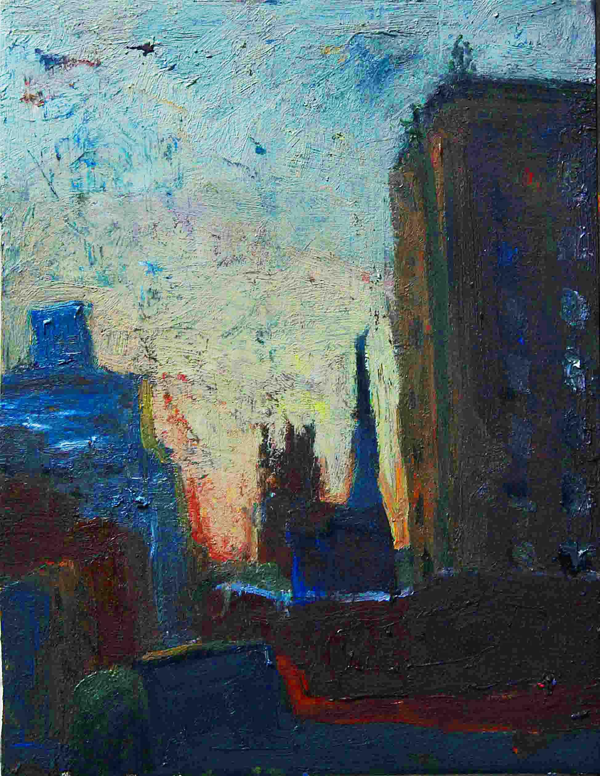 ny-painting-30x23cm_14879045440_o