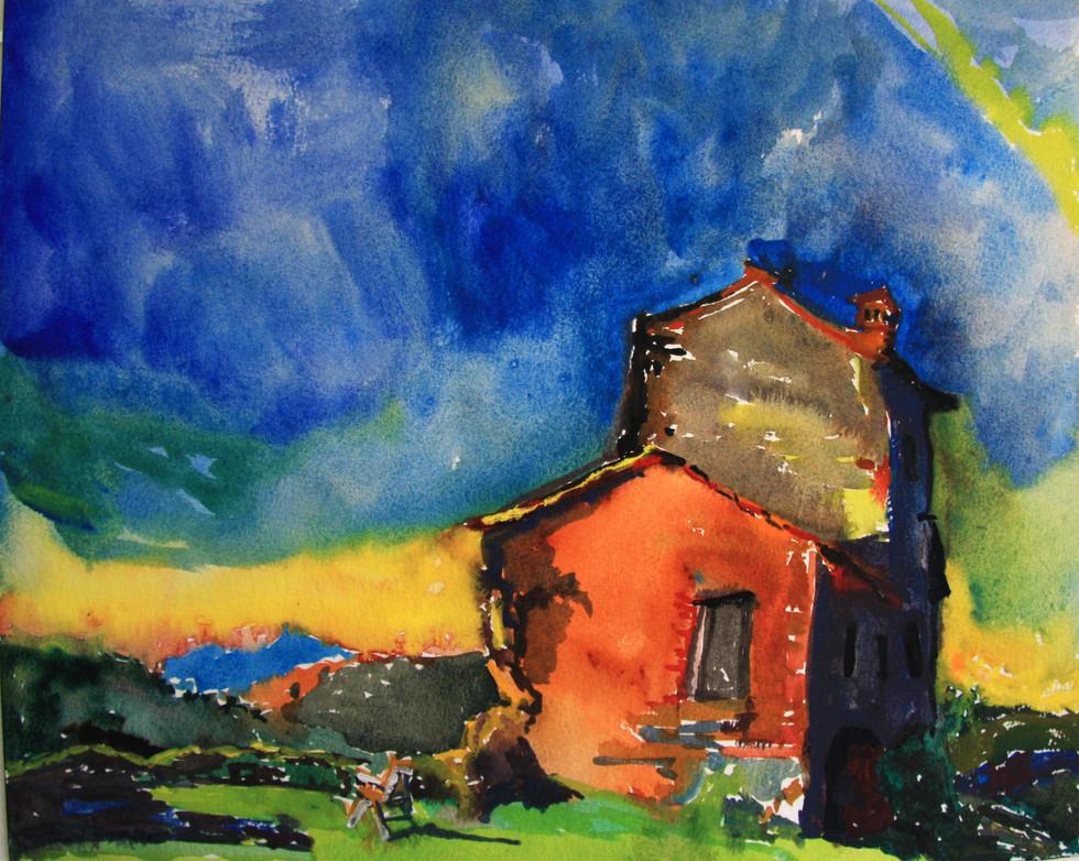italian-housewater-color-2013-30x35cm.jp