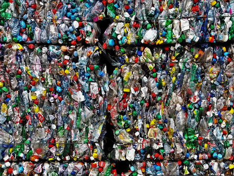 Plastics - Bad Idea for the Planet