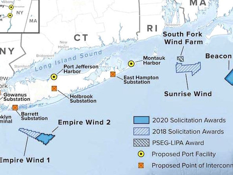 Long Island Makes History – With Renewable Energy