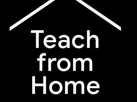 """Google's """"Teach From Home"""" resource"""
