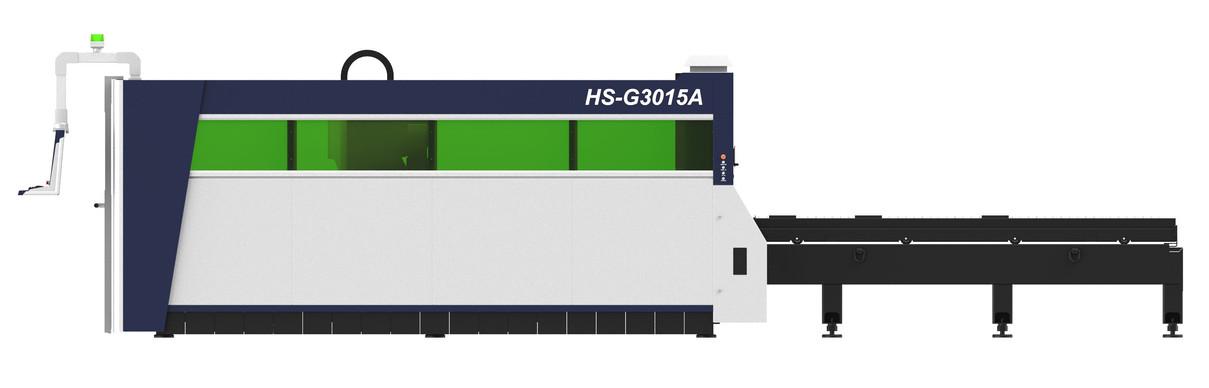G3015A ipari fémvágó lézer