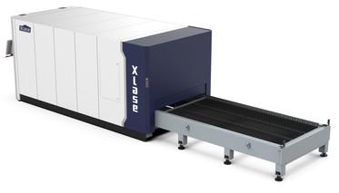 XLASE G3015X fiber lézergép