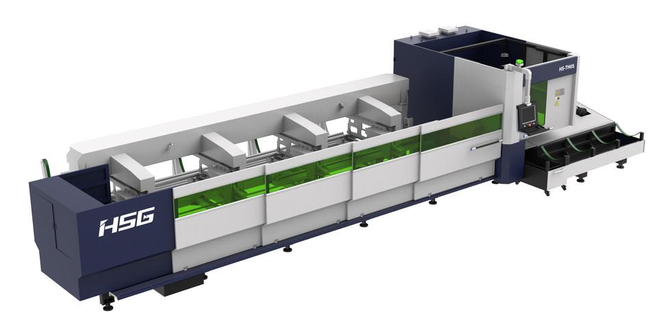 HSG TP65 fiber automata csővágó lézergép