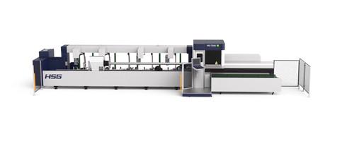 HSG-TS65 auutomata csővágó fiber lézervágó