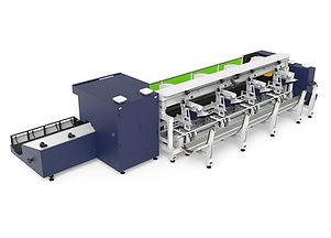 th65 fiber csővágó lézer automata adagoló rendszere