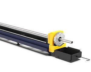 g3015b-16q fiber lézervágó pneumatikus tokmányszerkezetű forgatóegysége