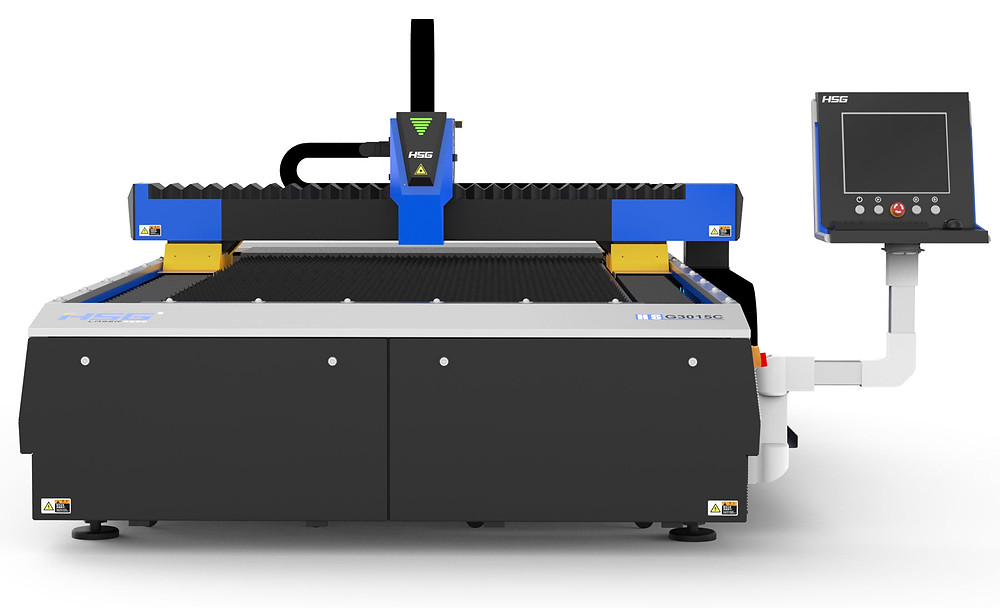 g3015c megfizethető fiber lézervágó gép