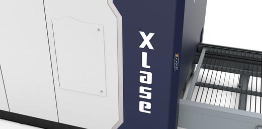 XLASE G3015X fiber lézervágó
