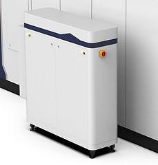 xlase g3015x fiber lézervágó különálló gyengeáramú és nagyfeszültségű moduláris egysége