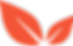 narancssárga levél piktogram