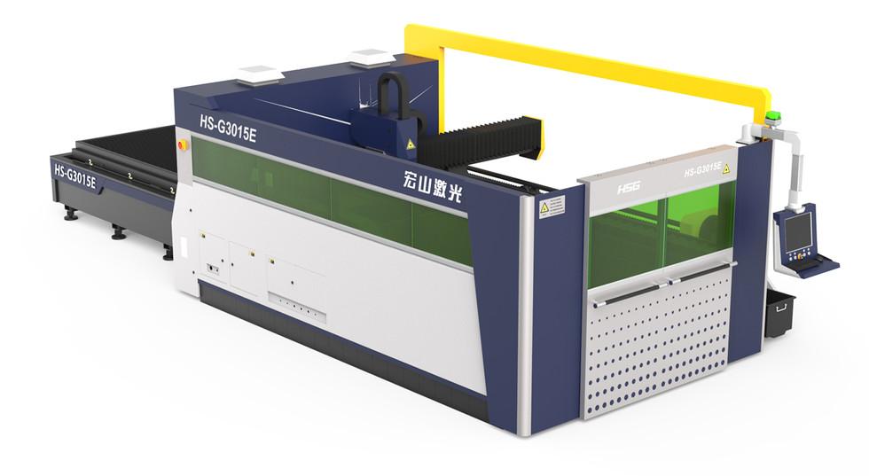 G3015E-T60 fiber kombinált sík-cső lézervágó