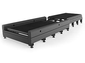 g3015a fiber lézervágó gép asztalváza