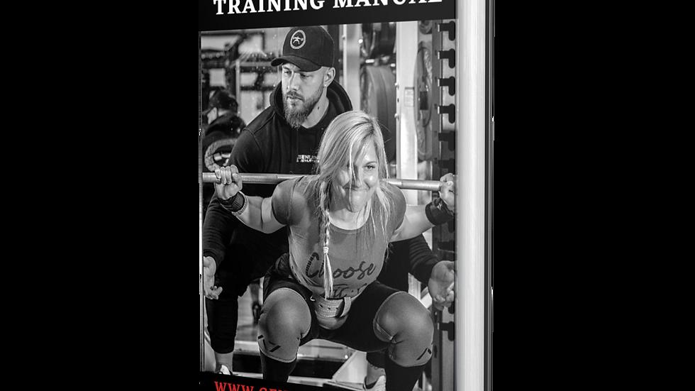 Genuine Athletics Training Manual