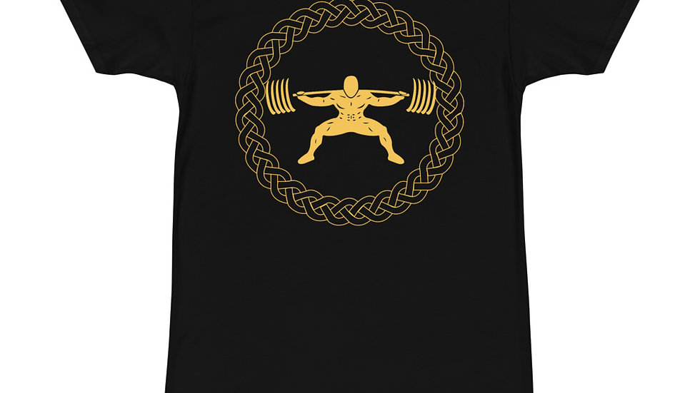 Thunder Drop-Tail T-Shirt