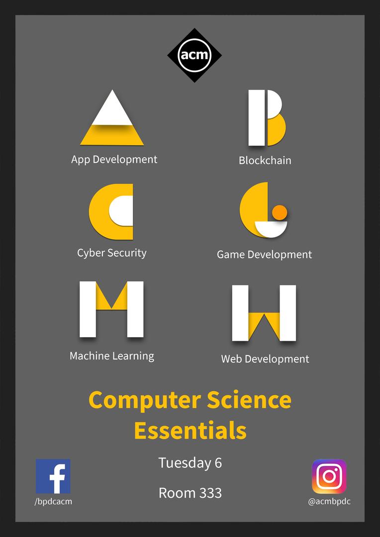 CS Essentials