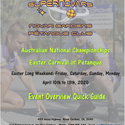 Get Ready for the National Championships this Easter!