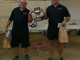 Winners at Avoca Doubles