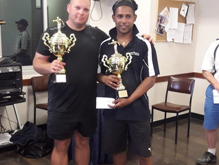 Victorian Doubles Championships Results