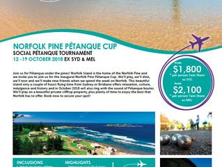 Anyone for Petanque at Norfolk Island