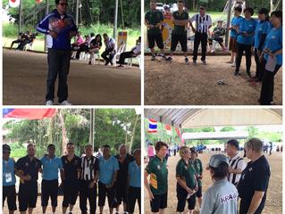 Aussie teams at Thai International