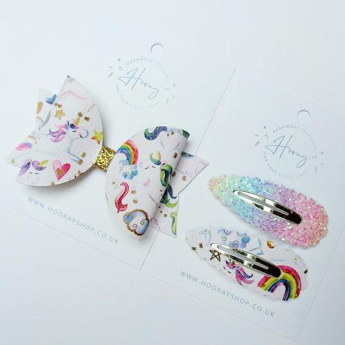 Rainbows & Unicorns Set