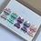 Thumbnail: Mermaid Mini Bows Set of 5