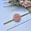 Thumbnail: Pink Pom Pom headband