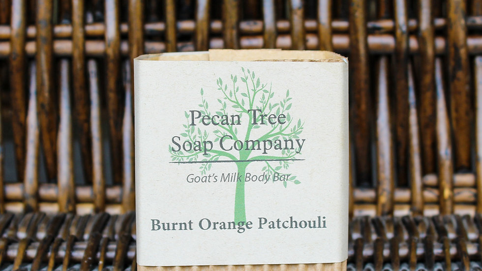 Burnt Orange Patchouli
